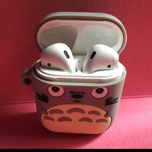 Totoro Case for AirPod headset skin cover anime